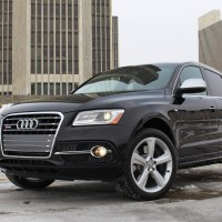 All-In-One: 2015 Audi SQ5