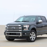 Do-It-All: 2015 Ford F150 Platinum