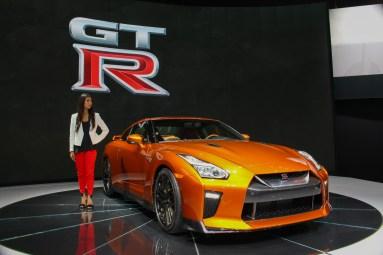 2017 Nissan GTR 2