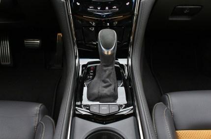 2016 Cadillac ATS-V Interior 4