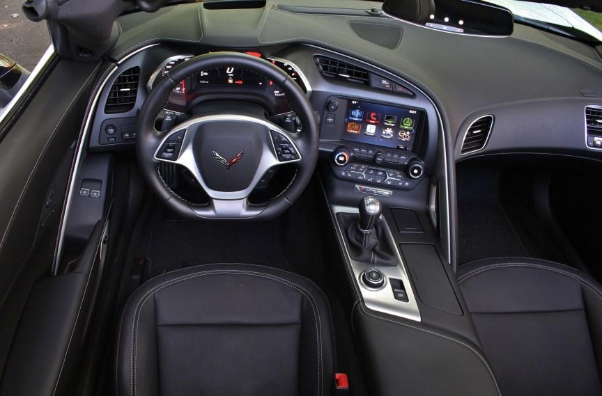 Chevrolet Corvette Z51 19
