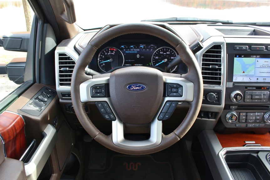 2017 Ford F250 King Ranch 13