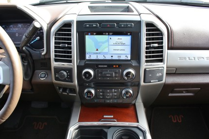 2017 Ford F250 King Ranch 15