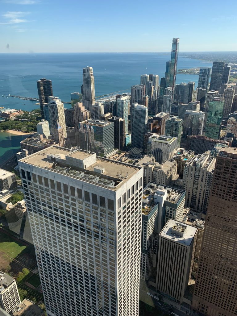 Views from 360 Chicago