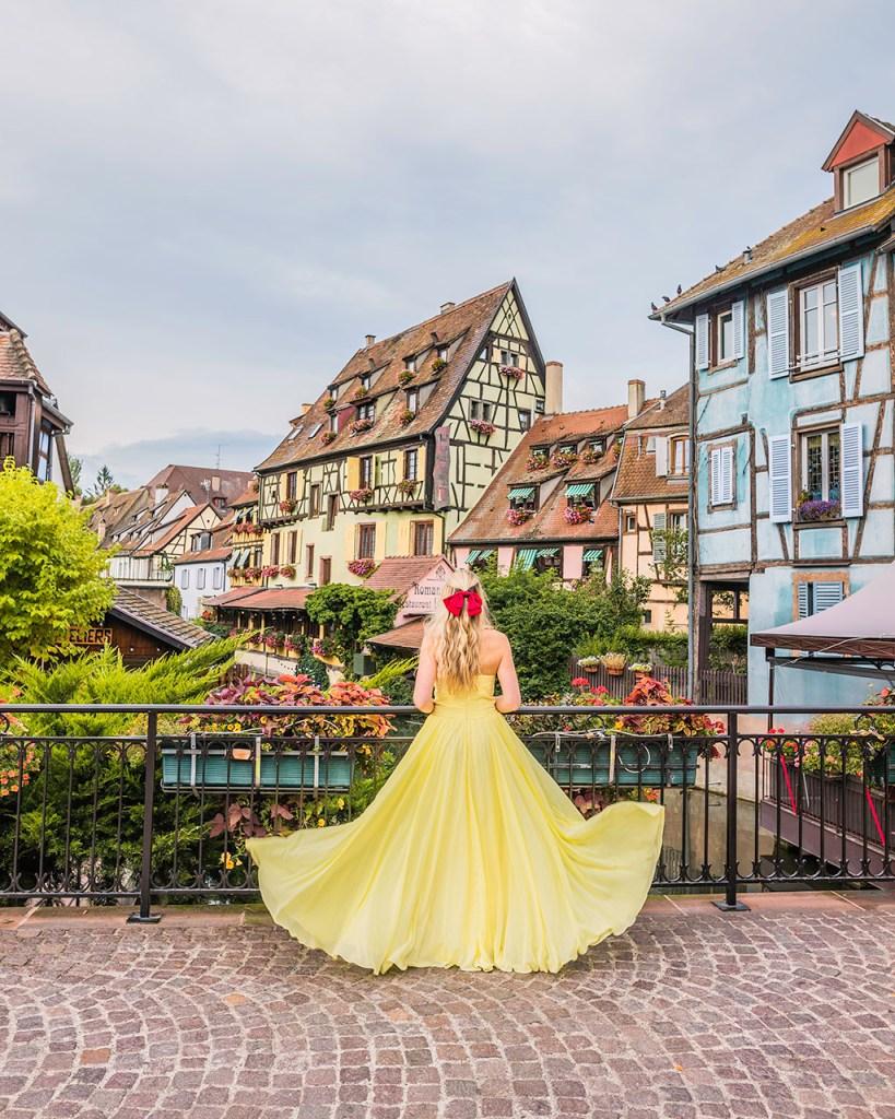 Pont St Pierre - Colmar, Alsace