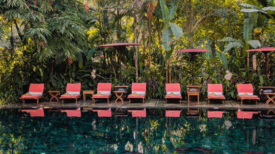Belmond Governor's Residence, Swimming Pool - Yangon, Myanmar