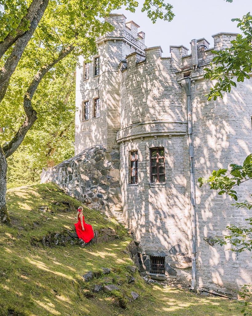 Glehn's Castle - Tallinn, Estonia