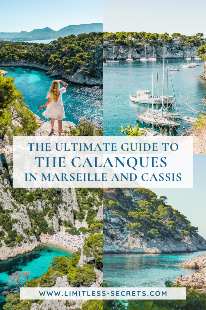 The Calanques are a must-see natural wonder in France! In this ultimate guide, get all the info you need to visit the Calanques in Marseille and Cassis.