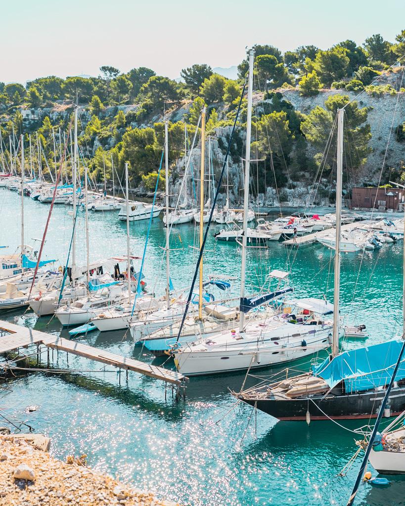 Calanque de Port-Miou - French Riviera