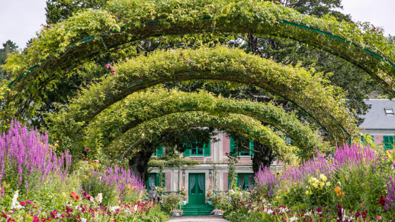 The Clos Normand - Visit Monet's garden in Giverny