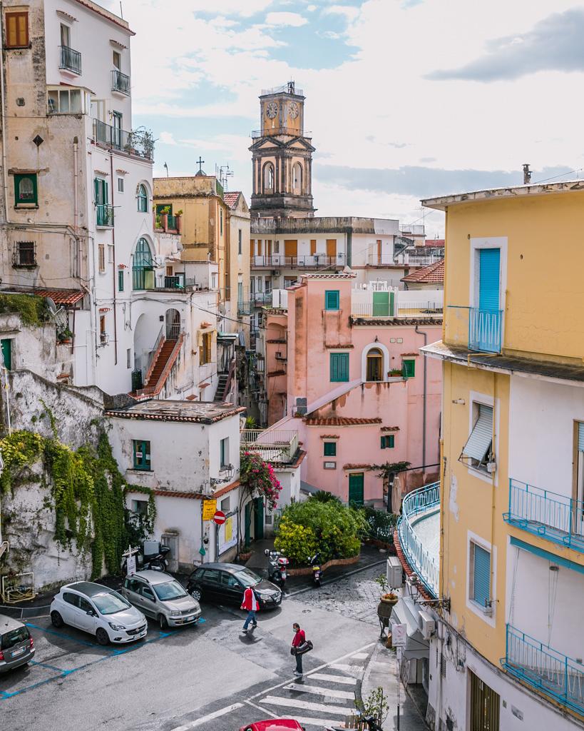 Minori on the Amalfi Coast
