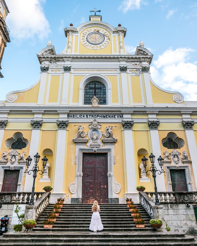 Church of Minori - Amalfi Coast
