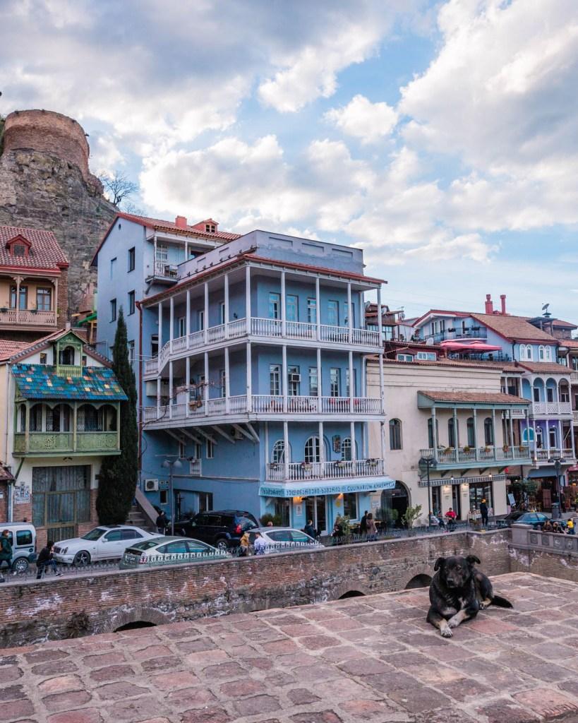 Old Town of Tbilisi - Georgia