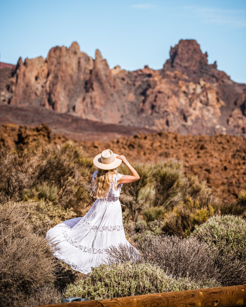 Mount Teide National Park in Tenerife - Canary Islands
