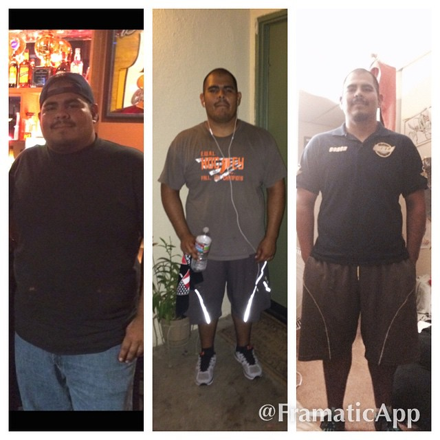 SUCCESS STORY: 70 POUNDS IN 9 MONTHS. MEET MIGUEL