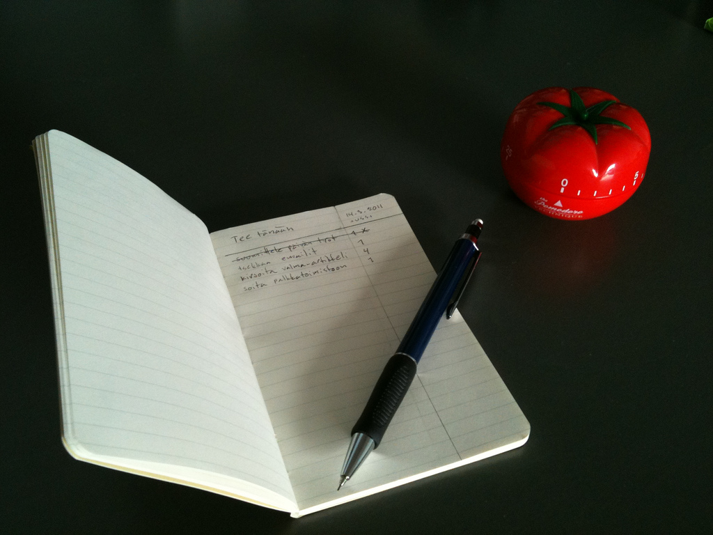 THE POMODORO FITNESS METHOD: FITNESS FOR THE TIME DEPRIVED