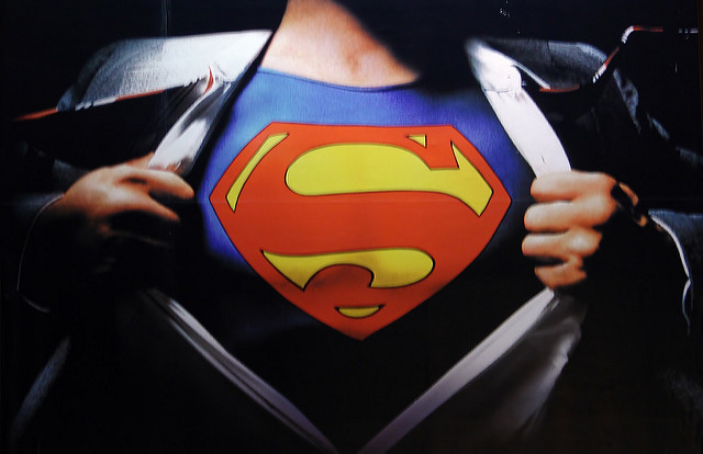 SUPERHERO WORKOUTS: LOIS LANE, CLARK KENT, AND SUPERMAN