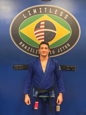 Robby Malof - Limitless BJJ Instructors