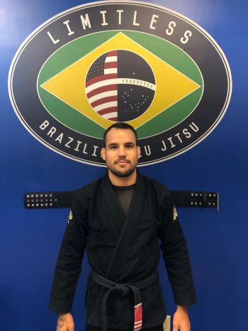 Italo Lins - Limitless BJJ Instructor - Cincinnati BJJ Black Belt