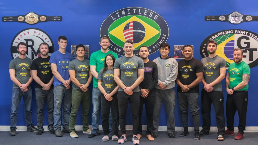 Limitless BJJ Instructors & Staff