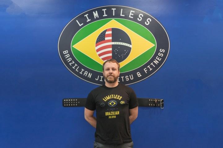Marshall Hatfield - Limitless BJJ General Manager