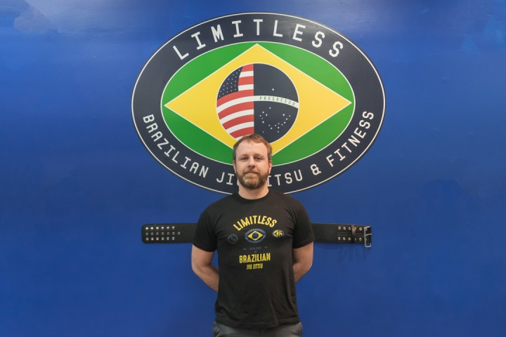 Marshall Hatfield - Limitless BJJ General Manager