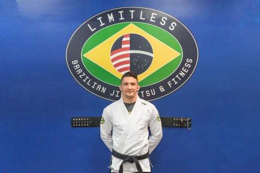 Peter Tanksley - Limitless BJJ Head Black Belt Instructor & Gym Founder