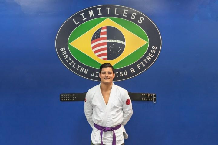 Simon Lopez - Limitless BJJ Black Belt Instructor