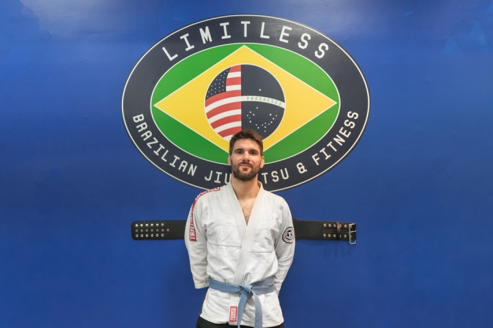 Tyler Grote - Limitless BJJ Instructor