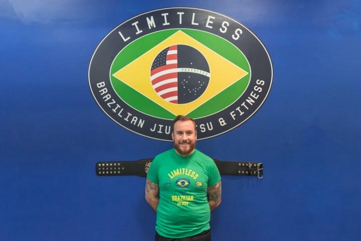 Zachary Cramer - Limitless BJJ Office Manager