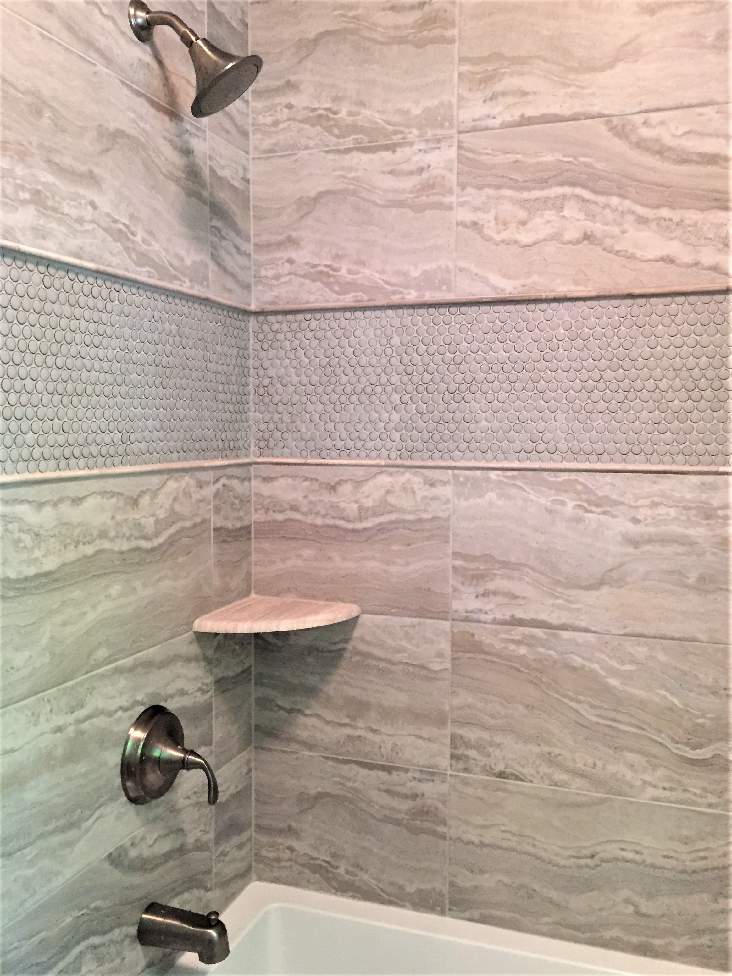 Picture of guest shower