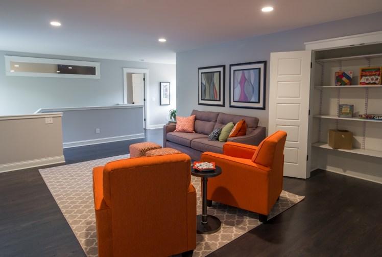 Upper Level Lounge Area
