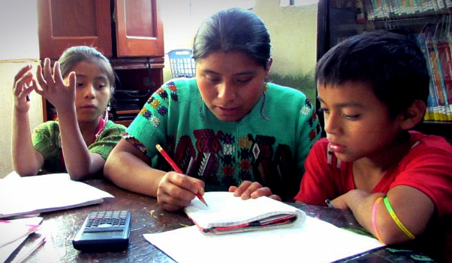 Meet Cecilia, an alumna now supporting her younger siblings to go to school!
