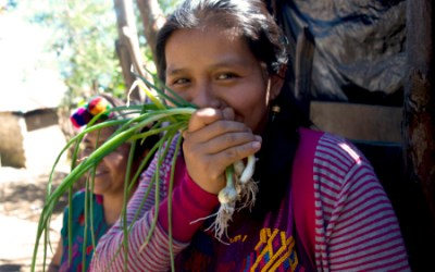 Meet Lizbeth, a determined alumna planting seeds of change in Chajul