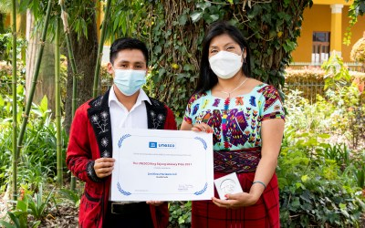 Limitless Horizons Ixil Awarded the 2021 UNESCO Literacy Prize