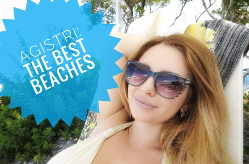 ьщщв - THE BEST AGISTRI BEACHES