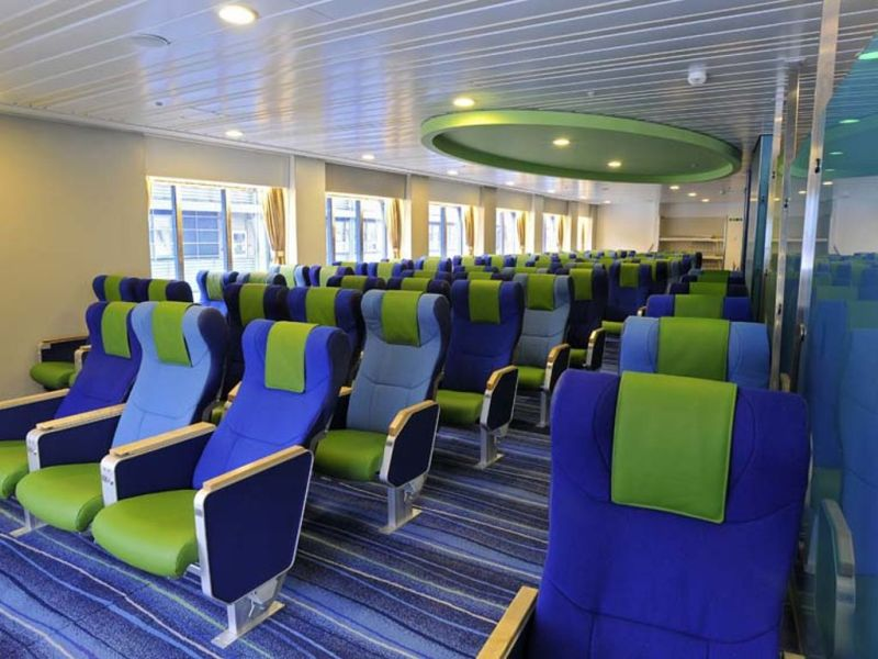 types of seats 800x600 - TIPS FOR TRAVELING BY FERRY IN GREECE