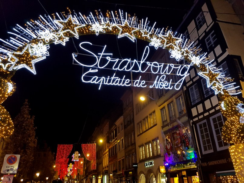 Strasbourg Capitale de Noel - TOP 11 European Destinations for Christmas City Breaks