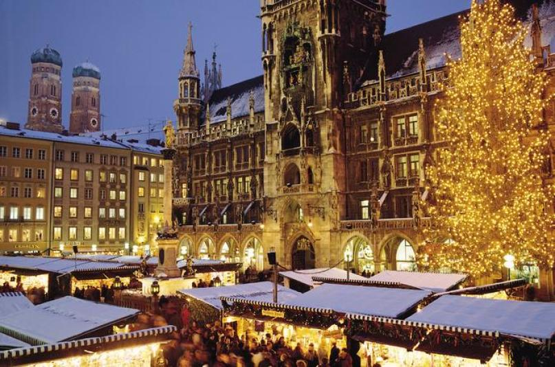 munich christmas markets tour in munich 46610 - TOP 10 EUROPEAN DESTINATIONS TO CELEBRATE CHRISTMAS