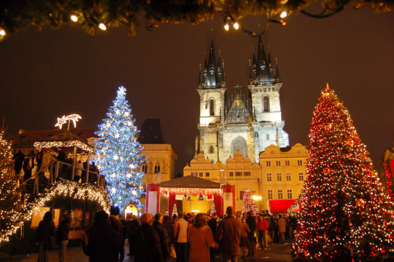prague 800x532 - TOP 11 European Destinations for Christmas City Breaks