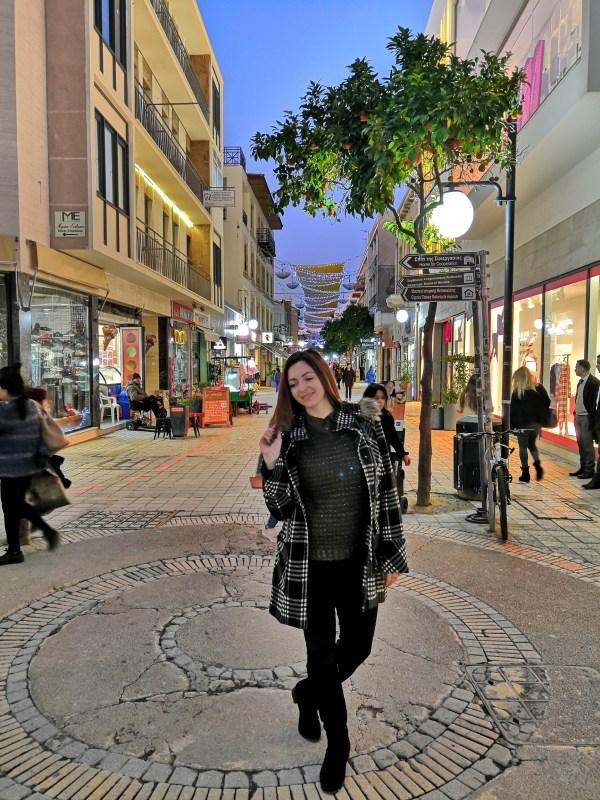 Makarious shopping street