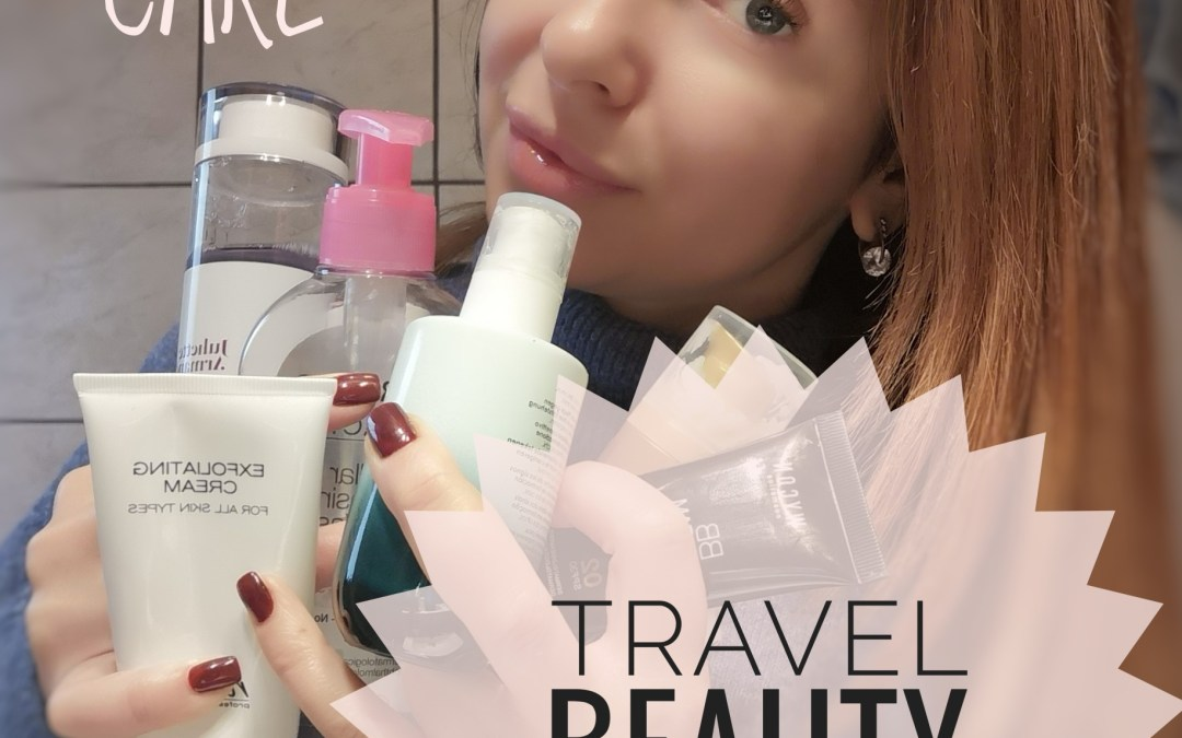 TRAVEL BEAUTY FOR FACE
