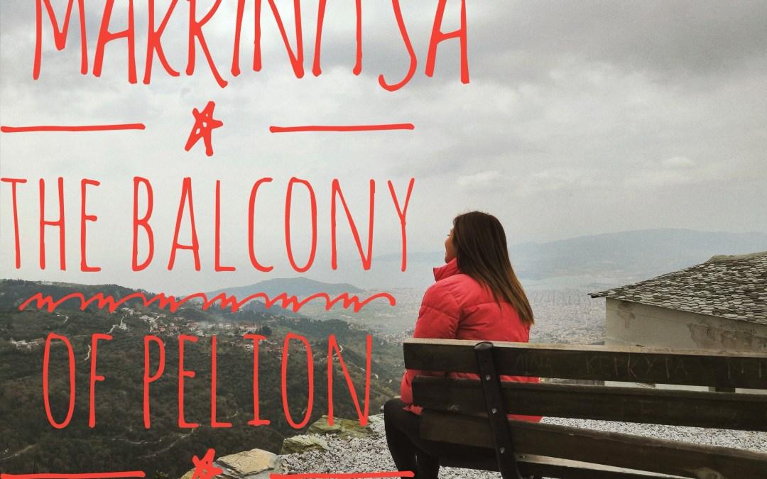 MAKRINITSA – THE BALCONY OF PELION