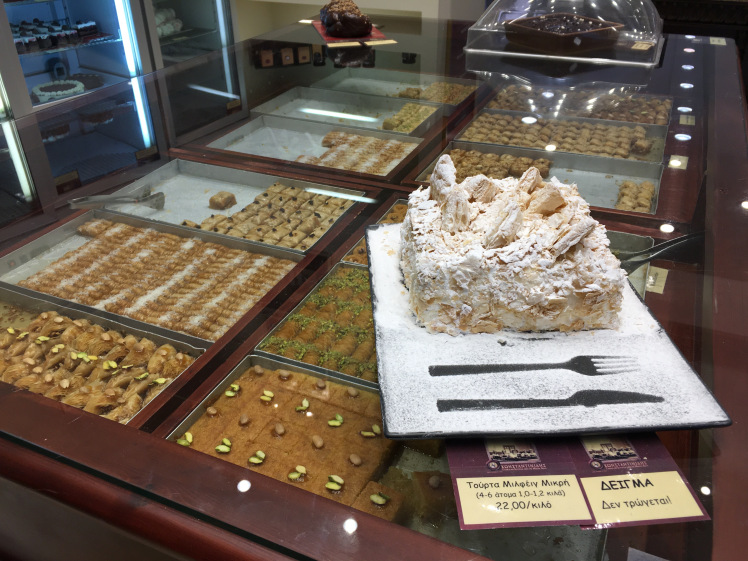 konstantinidis - THE BEST SWEET SPOTS IN ATHENS