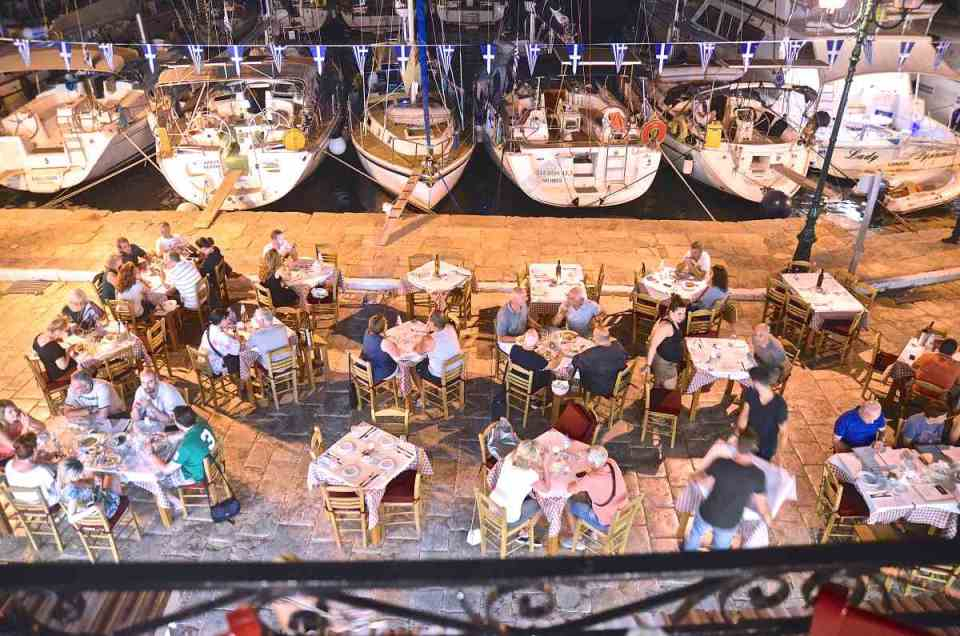 "restaurant ""Oraia Hydra"