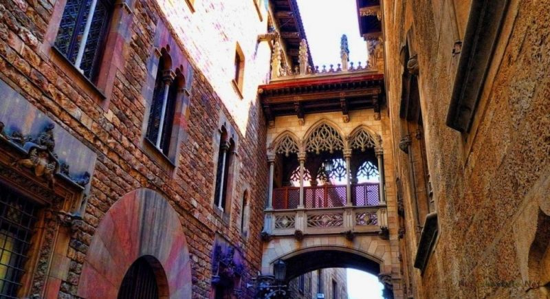 1504799896 most vzdohov 1024x557 800x435 - 3 Days in Barcelona: The Best Barcelona Itinerary