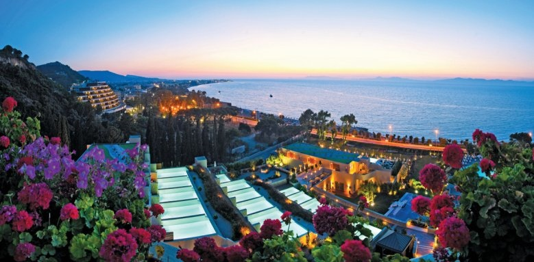 Rhodes honeymoon destination