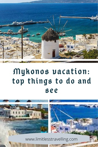 Mykonos vacation  top things to do and see - Mykonos vacation: top things to do and see