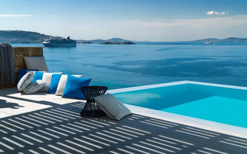 early booking accommodation scaled - 5 Advantages of early booking your vacation in Greece