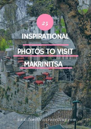 25 inspirational photos to visit Makrinitsa